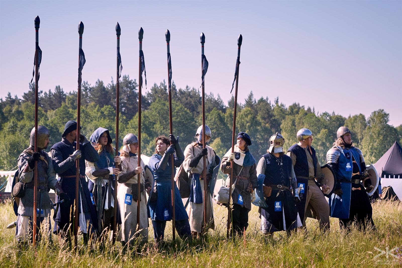 Bitva pěti armád